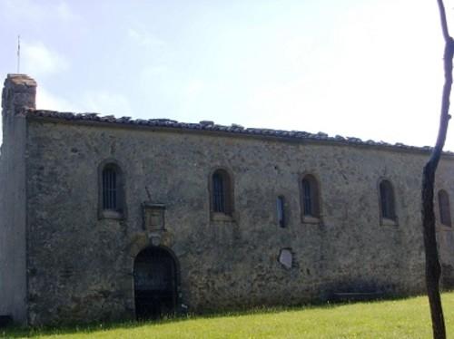 Chapelle Saint Roch de Laroque d'Olmes (Ariège)
