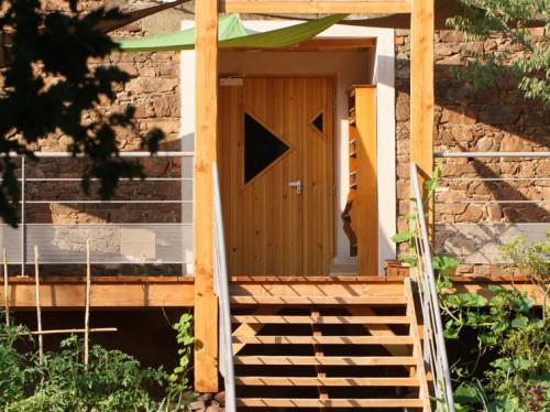 Soutenons ECCE TERRA,  Restaurant Ecoresponsable et Culturel , lieu unique et atypique, au coeur du Var