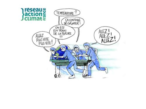 UNE WEB-BD POUR LE CLIMAT !
