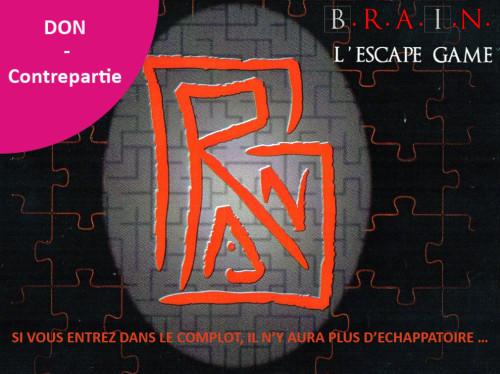 B.R.A.I.N. L'escape Game Lannion
