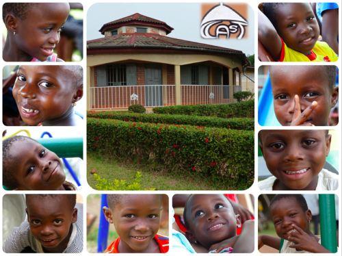 Quatre associations Roannaises unissent leurs forces pour construire un espace informatique à l'orphelinat de Kpalimé au Togo