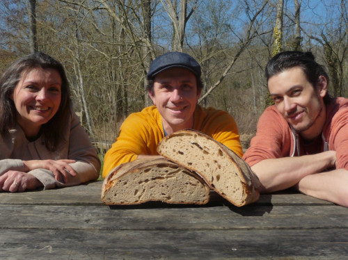Du pain bio à Chalo !