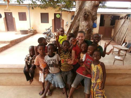 Tog'Eau 2014 : De l'eau pour les orphelins de Tsévié