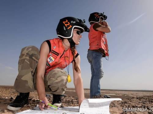 Rallye Aïcha des Gazelles 2015 pour CéKeDuBonheur (CKDB)