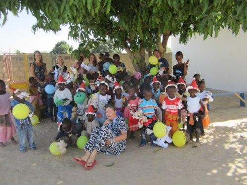 Un coup de main pour les Enfants d'Awa!