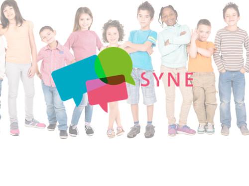 SYNE, la garde d'enfants sociale 3.0