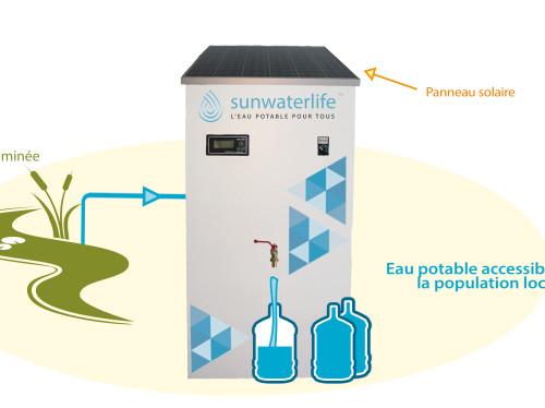 Aqualink, l'eau potable pour tous