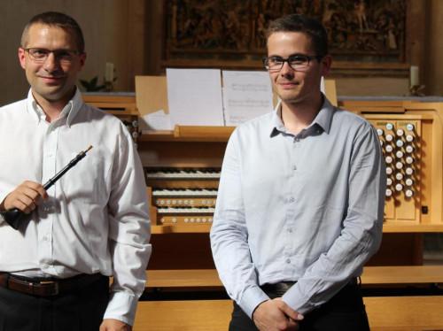 Réalisation d'un CD bombarde et orgue au profit de la restauration d'une église champenoise