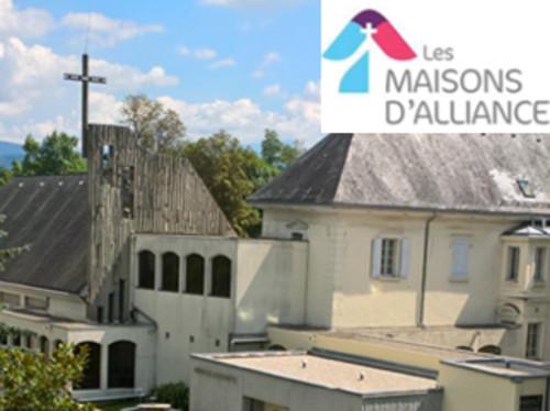Une Maison d'Alliance au Monastère des Bénédictines de la Rochette