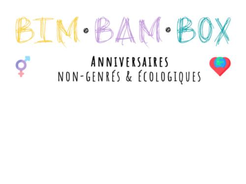 Bim • Bam • Box