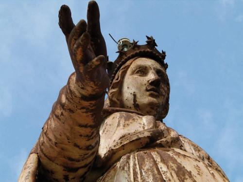 Restauration de Notre Dame de Santa Cruz – Lieu de rencontre multiculturel