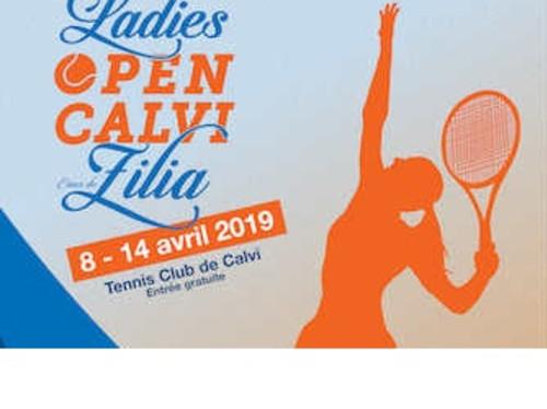 Ladies Open Calvi Eaux de Zilia