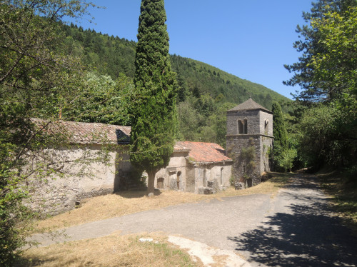 La restauration de l'ermitage de Notre Dame de Nize