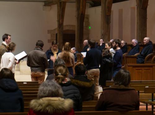 Custodiæ : Un chœur d'amis pour chanter l'Amour de Dieu !