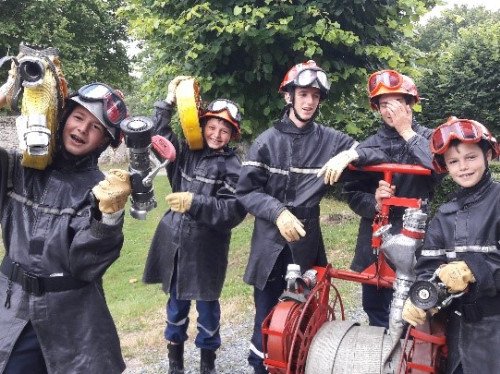 Compagnie Secouriste Sainte Barbe - Au service de l'urgence