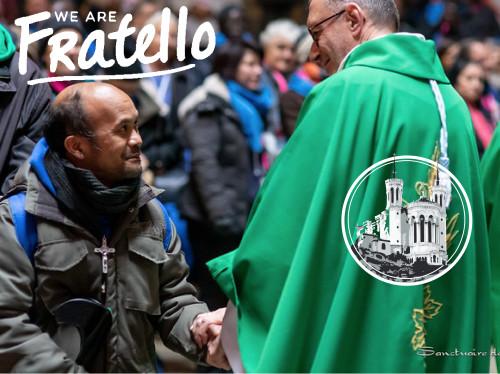 """Fratello Lyon 2021 - """"Fais-moi une place dans ton Eglise !"""""""