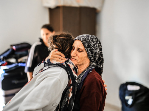 2 mois en Mission avec SOS Chrétiens d'Orient