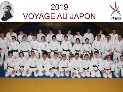 Voyage Japon 2019