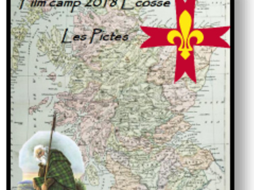 Camp Scout d'Europe en Écosse