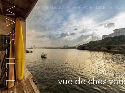 """Livre de photographies """"Marseille vue de chez vous"""""""