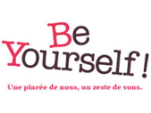 Cité des échanges - Be Yourself