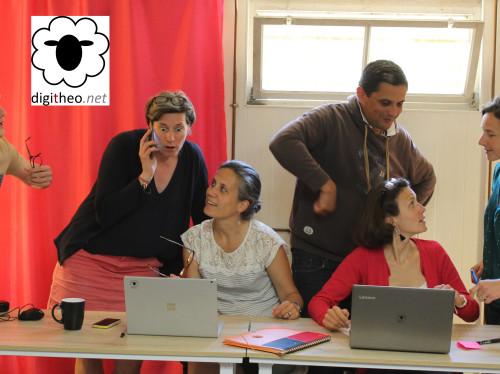 digitheo, le secrétariat digital pour une pastorale missionnaire