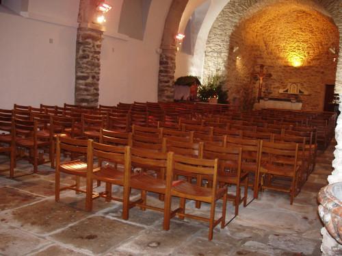 Offrez une chaise aux pèlerins de Rocamadour !