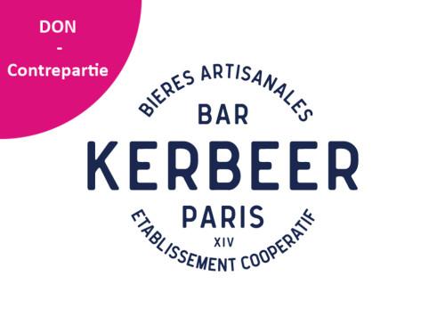 Le Ker Beer, bar à bières artisanales bretonnes