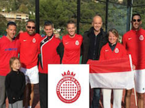 Our first European Padel Championship November 2017