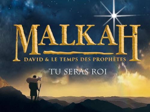 """Le spectacle musical """"Malkah"""" bientôt à Lyon !"""