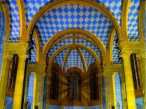 L'enluminure d'église pour l'évangélisation.