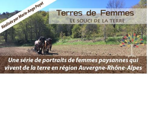 TERRES DE FEMMES - LE SOUCI DE LA TERRE