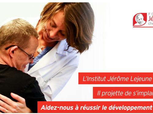 L'Institut Jérôme Lejeune : ouvrir des antennes médicales partout en France