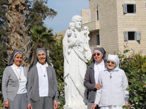 Soutien aux chrétiens d'Orient : Maison de retraite à Jérusalem-Est