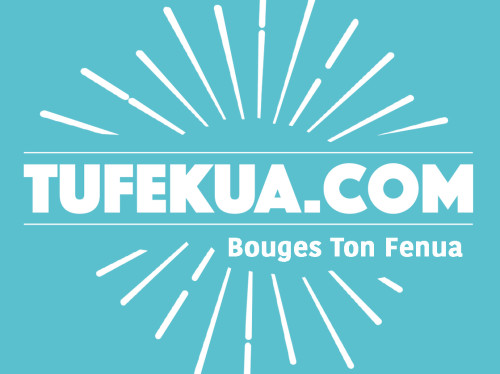 Avec TUFEKUA, Bouge ton Fenua :