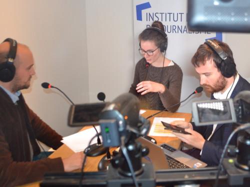 L'Institut libre de journalisme : Lancer des journalistes soucieux du bien commun