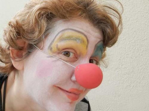 Clown pour la foi