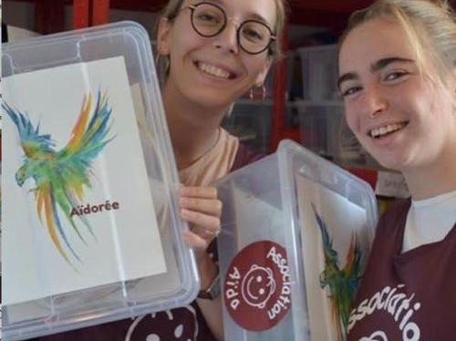 Box Aïdorée : box creative dans les hôpitaux