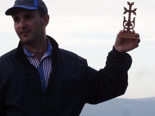 """Projet """"Franco-Arménien-Sinaïen"""" * Eté 2019 * Venue d'Agvhan en France"""