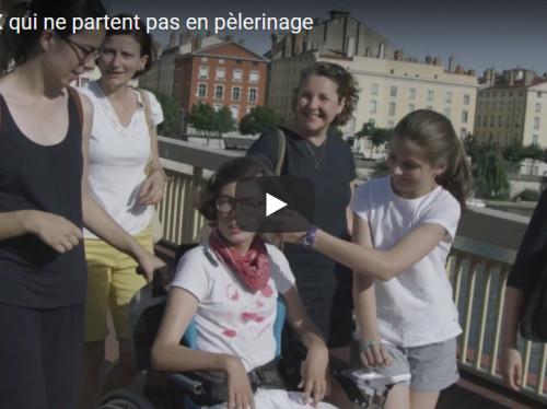 Regarder et Aimer - Pèlerinage Foi et Lumière 2018 à Lourdes