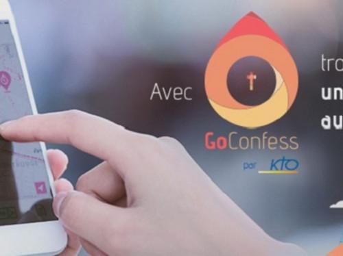 GoConfess, l'application qui géolocalise un confesseur autour de vous !