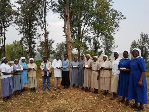 Pour vaincre la malnutrition au Rwanda