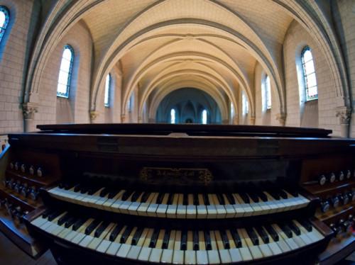 """Entretien  des orgues """"CavailléColle"""" (classées) de l'église Notre Dame d'Alfortville,"""