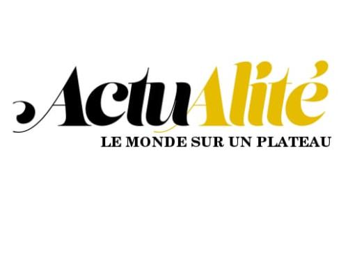 ACTU'ALITÉ