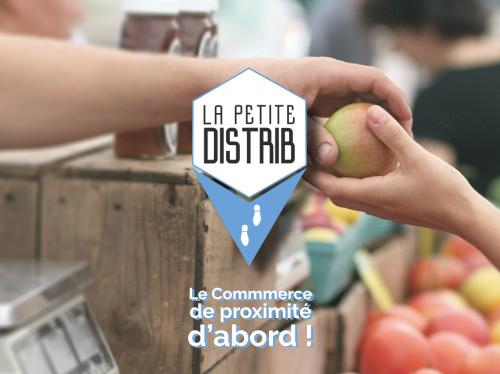 """Des commerçants, des artisans & des agriculteurs de Vendée s'unissent autour d'un nouveau concept """"La Petite Distrib"""""""