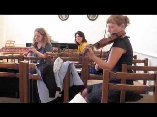 Musique baroque en Georgie