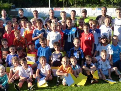 Soutenez l'école de foot du LAP