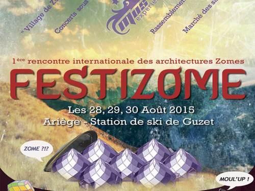 FESTIZOME 2015 à Guzet