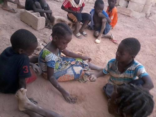 Action socio-éducative auprès des enfants burkinabés