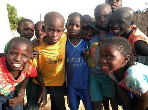 Voyage humanitaire auprés des enfants du Sénégal